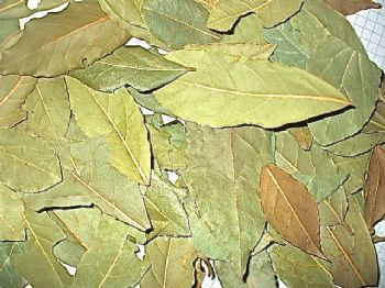 50g Dried Bay Leaves